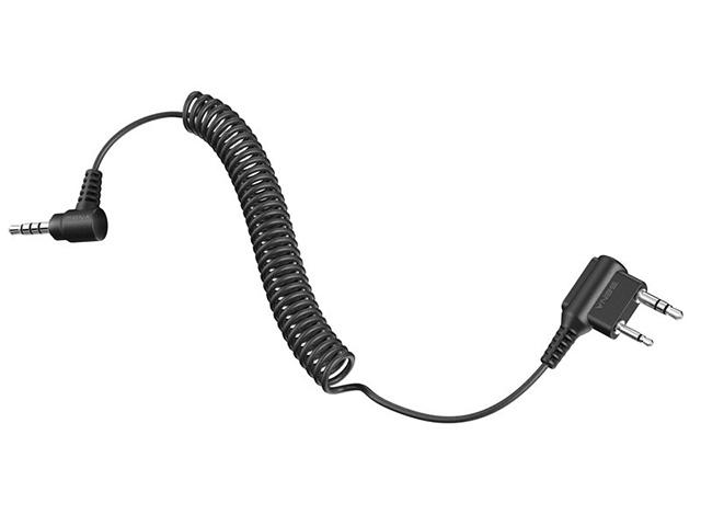 TUFFTALK-A0110  TUFFTALK専用Kenwood 2ピン変換ケーブル