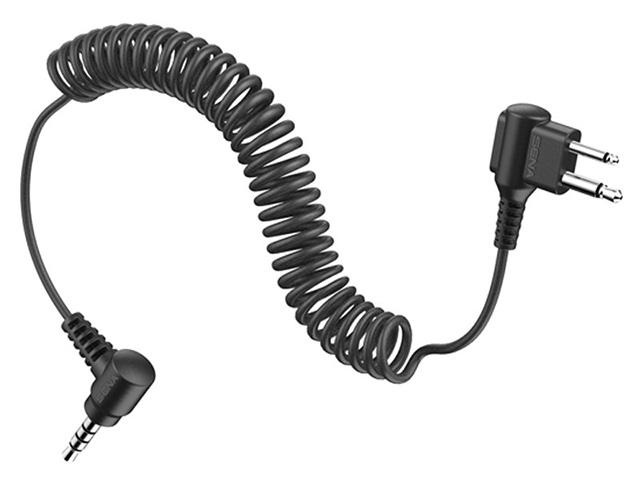 TUFFTALK-A0111 TUFFTALK専用MOTOROLA 2ピン変換ケーブル