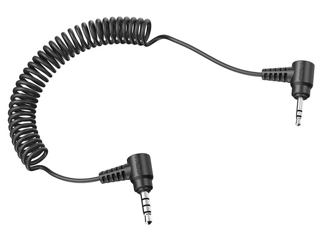 TUFFTALK-A0112 2-WAY RADIO CABLE FOR MOTOROLA SING