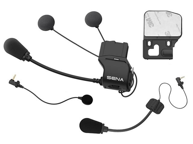 SC-A0318 ユニバーサルヘルメットクランプキット(スリムスピーカーモデル)