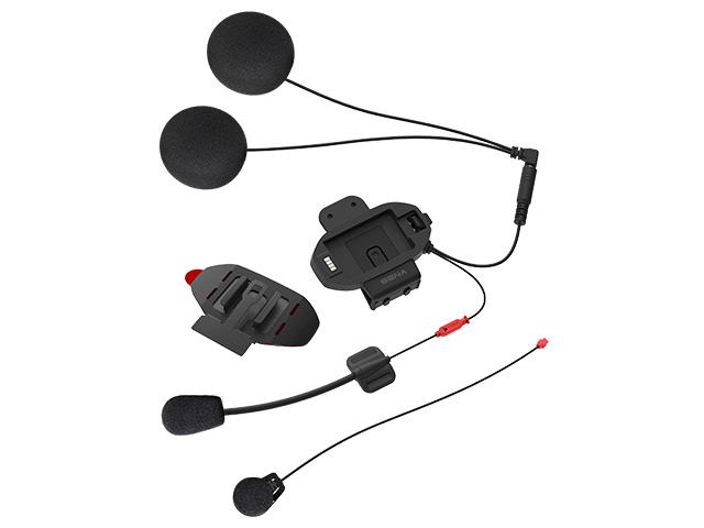 SF-A0203 SF1,SF2,SF4共用ヘルメットクランプキット(HDスピーカー)