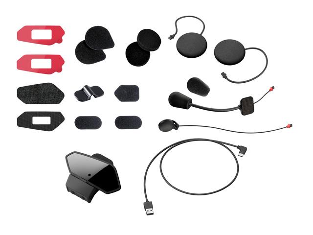50R-A0201 50R専用ユニバーサルヘルメットクランプキット