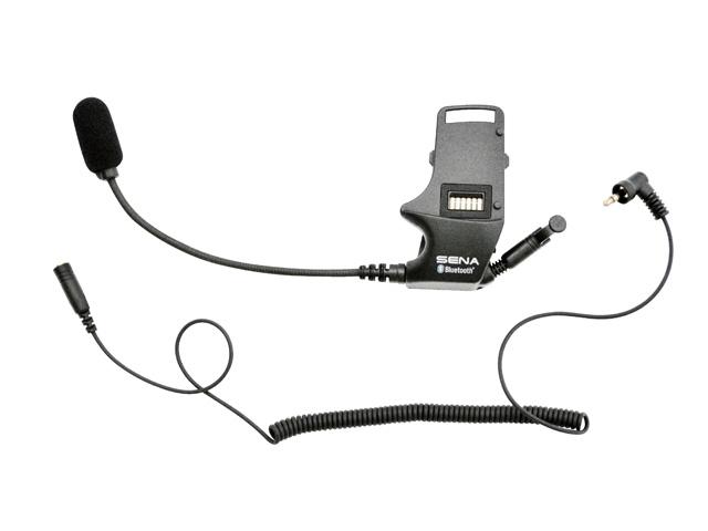 SMH-A0303 SMH10専用 ブームマイク/イヤホンジャック クランプユニット