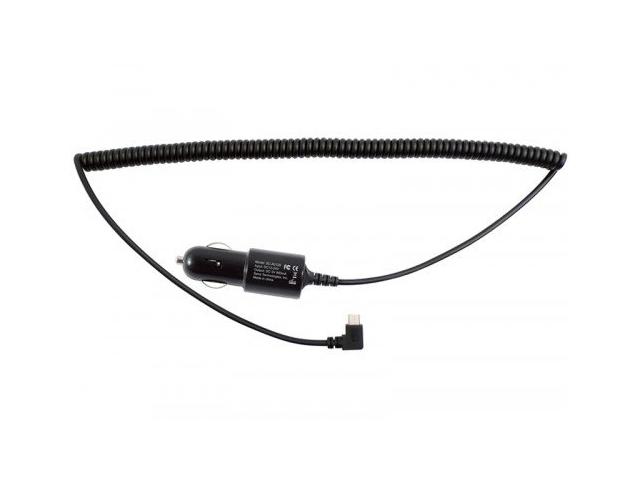 SC-A0128 10C専用 シガレット電源チャージャー microUSB 5V 900mA