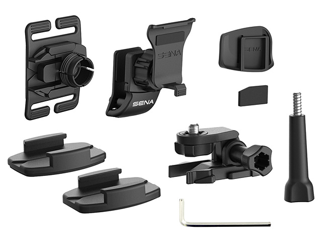 SCA-A0201  Helmet Mounting Kit