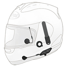 10U Arai Full-Face