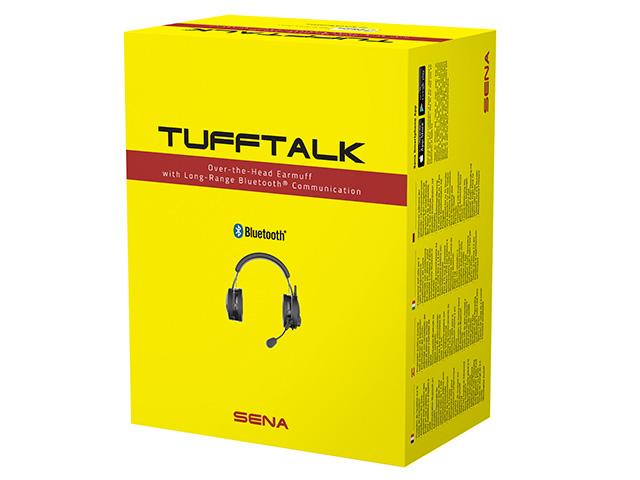 TUFFTALK-01 独立型イヤーマフセット