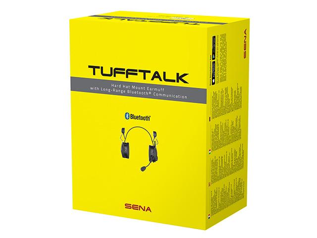 TUFFTALK-02 ヘルメット取り付け型イヤーマフセット
