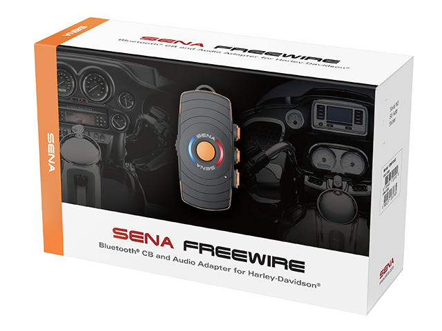 FREEWIRE FOR HARLEY-DAVIDSON® PACK