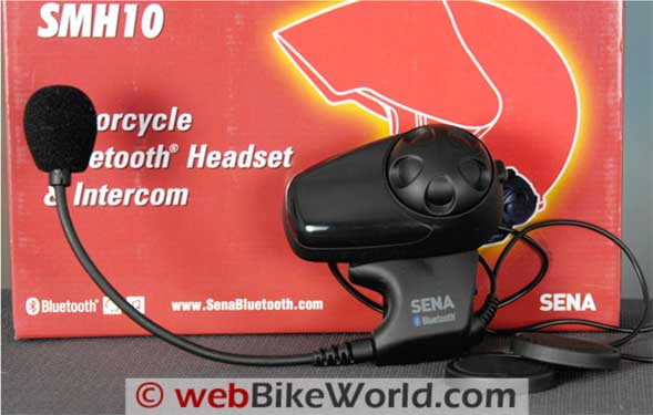 WebBikeWorld Sena SMH10