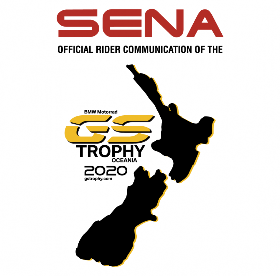 SENA OFFICIAL COMMUNICATION OF THE GS Trophy2020