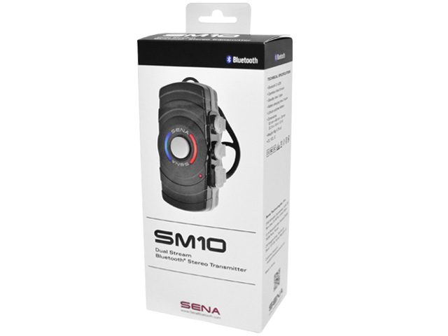 SM10-01 Bluetoothステレオオーディオアダプター