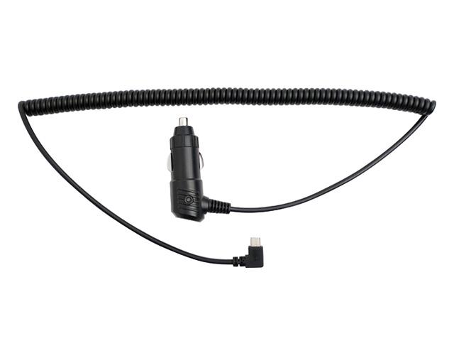 シガレットチャージャー電源チャージャー(micro USB)